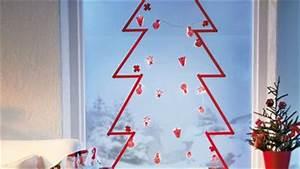 Decoration De Noel Pour Fenetre A Faire Soi Meme : deco de noel a faire soi meme pour les fenetre visuel 6 ~ Melissatoandfro.com Idées de Décoration