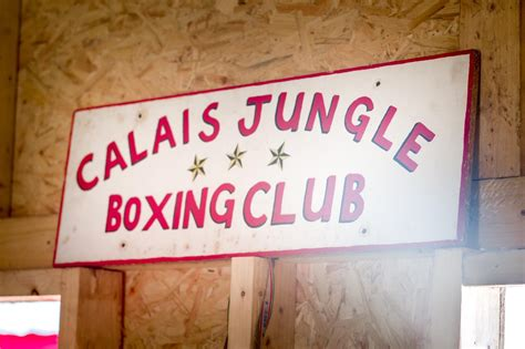 How Sports And Activities In The Calais Jungle Are