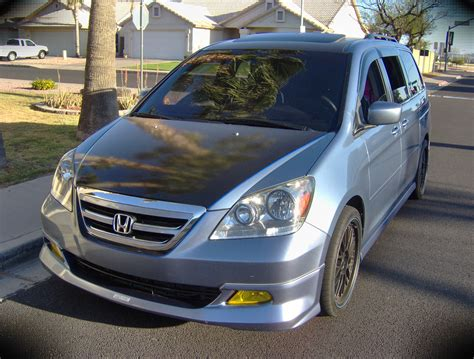 96rrated 2005 Honda Odyssey Specs, Photos, Modification