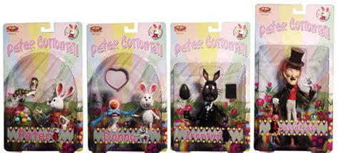 Peter Cottontail Action Figures