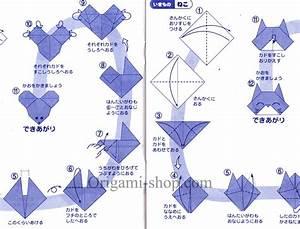 Origami Animaux Facile Gratuit : kit origami 15x15 cm ~ Dode.kayakingforconservation.com Idées de Décoration