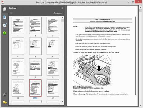 car repair manual download 2010 porsche cayenne navigation system porsche cayenne 9pa 2003 2008 service manual wiring diagram parts manual