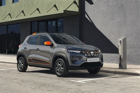 dacia jumps  electric cars   spring electric