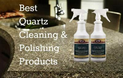 can you use on quartz countertops quartz cleaning and polishing products