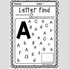 Free Alphabet Letter Of The Week A  Best Of Tpt  Preschool Worksheets, Preschool Homework