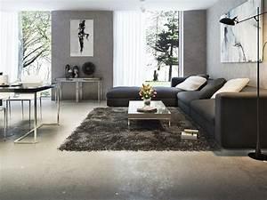 Teppich Unter Sofa : d coration tendance 2016 en 13 id es inspirantes ~ Markanthonyermac.com Haus und Dekorationen