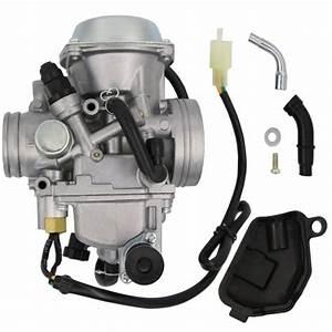 Amazon Com Carburetor For Honda Rancher 350 Trx350 350es