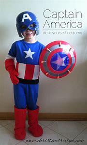 Captain America Costume DIY
