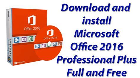 Ms Office Version by And Install Version Ms Office 2016 Pro Plus