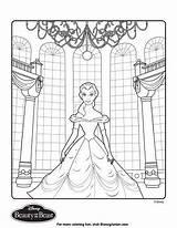 Skgaleana Colorear Dibujos Coloring Disney Beast Printables Activities Guardado Desde sketch template
