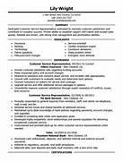 Customer Service Representative Customer Customer Service Sample Resumes Good Resume Objective Customer Service Customer Service Professional Professional Customer Service Resume Examples Customer Service Resume Examples