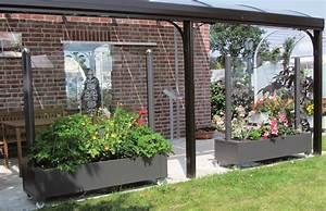 Herbstdeko Für Terrasse : mobiler windschutz f r balkon terrasse und garten ~ Lizthompson.info Haus und Dekorationen