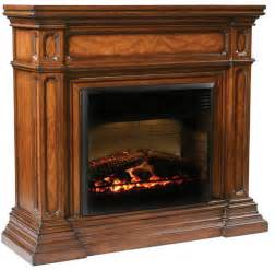 Tall Gas Fireplace