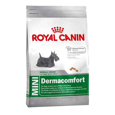 royal canin anallergenic hund royal canin dermacomfort 26 mini dogs 2kg feedem