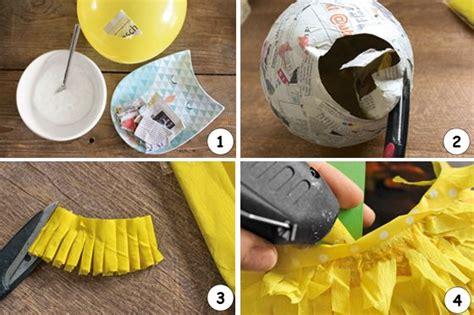 pinata basteln anleitung ratgeber zu kindererziehung baby bis teenie kindergeburtstag pinata selber machen