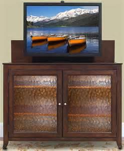 Flat Screen Lift Cabinet by Carmel Motorized Flat Screen Lift Cabinet