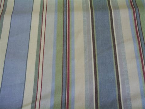 curtain fabric fruit fabric striped fabric
