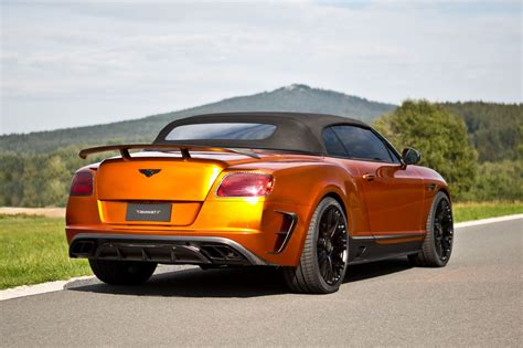 Bentley Continental Gtc by Official Mansory Bentley Continental Gtc Gtspirit