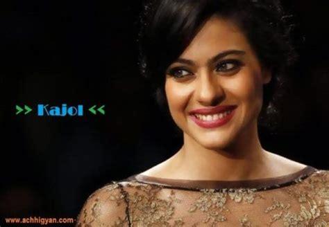 actress kajol biography kajol biography in hindi