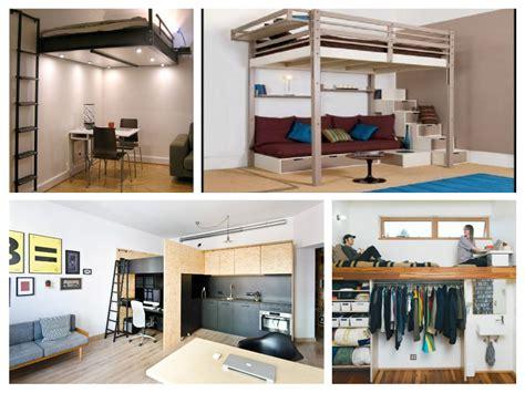 Lofty-loft-beds-tiny-studio-apartment