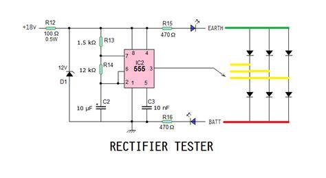 regulator rectifier tester