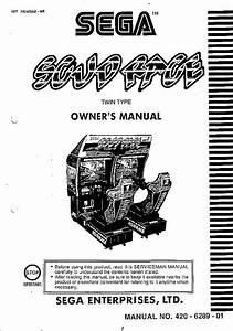 Arcade Scud Race Twin Manual User