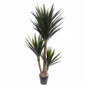 ARTIFICIAL YUCCA TREE 1 6M WITH 127 LEAVES