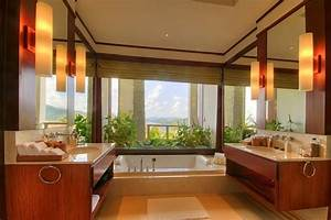 five bedroom luxury seaside villa in phuket is enchanting With thai bathroom design