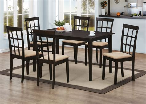 Discount Dining Room Chairs by Discount Dining Table 6 Chairs D187 Table 6 Dining
