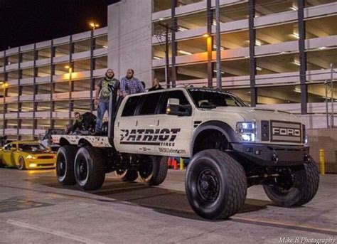 diesel brothers super six meet the super six the six door ford f 550 heavy d and