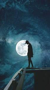 Moon, Moonlight, Night, Wallpaper