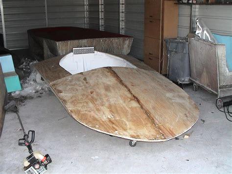 Mini Most Boat Build minimost xl boat plans binels