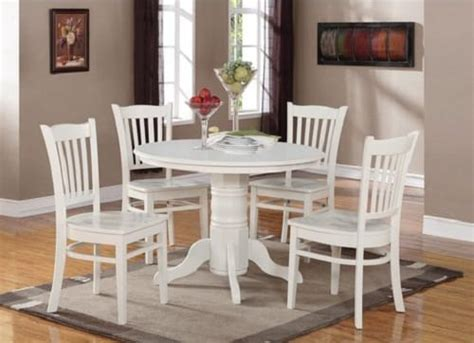 adorable white dining room sets  sale  home improvement