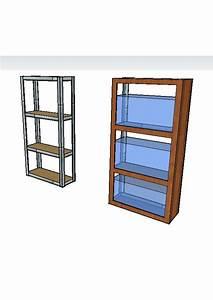 Crémaillère étagère Charge Lourde : etagere charge lourde ~ Premium-room.com Idées de Décoration
