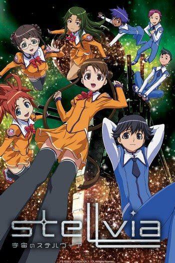 stellvia   universe anime planet