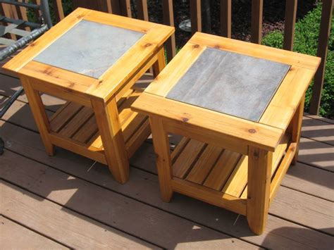 woodwork woodworking plans tile table pdf plans