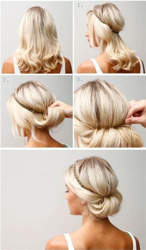 easy diy hairstyles  long hair