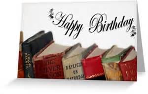 Happy Birthday with Books