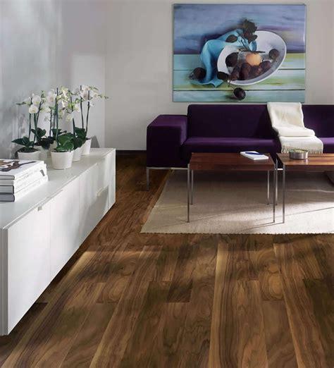 kahrs walnut garden engineered wood flooring
