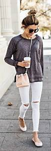 Chic and Easy Outfit Ideas From Pinterest 2018 | FashionGum.com