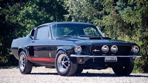 shelby gt review history specs