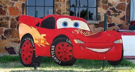 cars pixar   dedicated  route