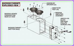 Jbl Bass550 Subwoofer Wiring Diagram