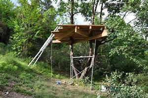 Cabane Dans Les Arbres Construction : cabane dans les arbres ~ Mglfilm.com Idées de Décoration