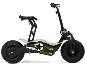 Big Wheel Electric Scooter