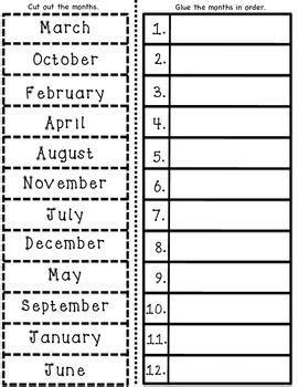 images  days   week matching worksheets