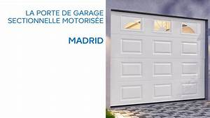 porte de garage sectionnelle avec hublots madrid 645776 With www porte de garage