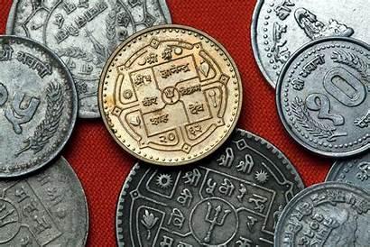 Coins Nepal Coin Nepalese Trishul Hindu Rare