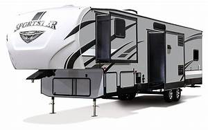 Sportster 343th11 Fifth Wheel Toy Hauler