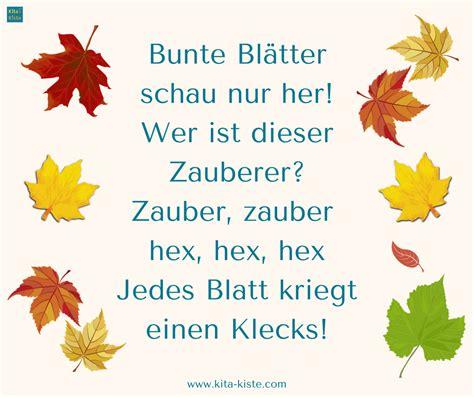 Herbst Kindergarten by Herbst Reim Ein Lied Dazu Ist In Arbeit Mehr Auf Www